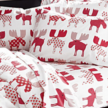 Chrismoose Flannel Bedding