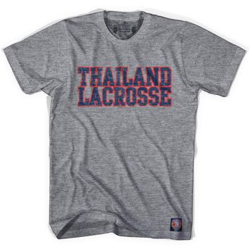Thailand Lacrosse Nation T-shirt
