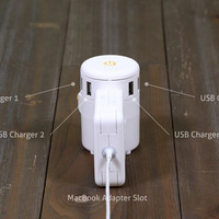 The Jetsetter's Essential Hassle-Free Charging System