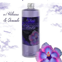 Shampoo all Natural, Straight Hair, maintain your hair shinny and silky straight