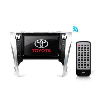 2012 Toyota Camry Factory OEM Replacement Stereo Receiver, Plug-and-Play Direct Fitment Radio Headunit