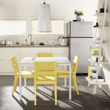 Afton Yellow Chairs - Chairs - Dining - Room & Board