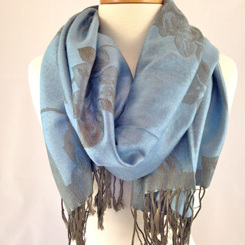 Lakeside Luncheon Pashmina