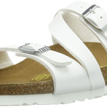 Birkenstock Classic Salina sandals. Made in Germany.