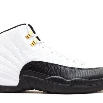 Best Deal Air Jordan 12 Retro Taxi