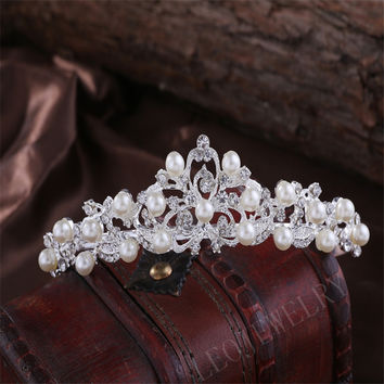 Wedding Headdress Headband Head Band Crown tiara