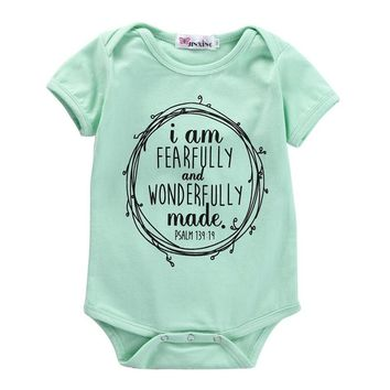 Fearfully Wonderfully Onesuit