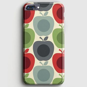 Orla Kiely Apples And Pears iPhone 8 Plus Case | casescraft