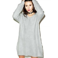 LUNAR ROCK JUMPER DRESS