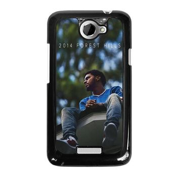 J. COLE FOREST HILLS HTC One X Case Cover