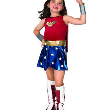 Wonder Woman Child's Costume