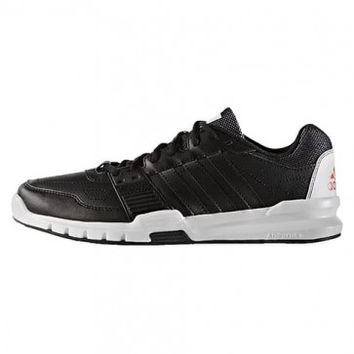Adidas Essential Star 2.0 Core Black Mens Sports Shoes Buy Online Cheap