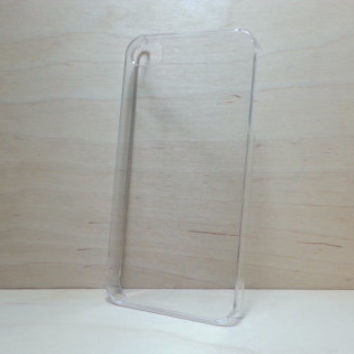 iphone 4 hard plastic case - clear (for decoden phone case)