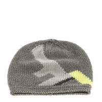 Fendi Wool Gray Bonnet