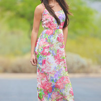 BB Dakota Preia Maxi Dress