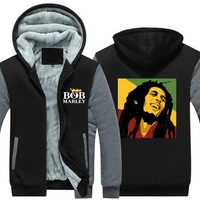 Bob Marley Fleece Jacket