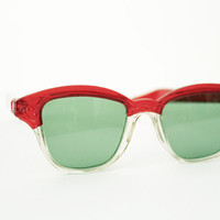 Vintage Retro Small Sunglasses