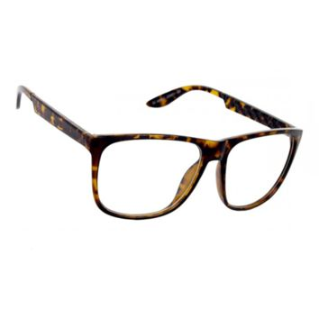 NWT Retro Style Clear Lens Glasses Hipster Fashion Men Women Classic Frame