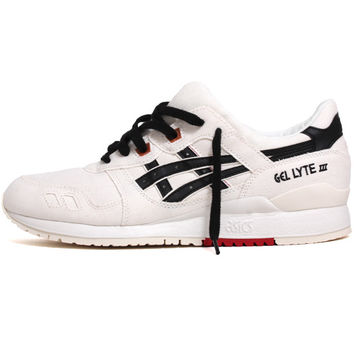 Gel-Lyte III 'Selvedge Denim' Sneakers Slight White / Black
