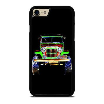 JEEP ART iPhone 7 Case Cover