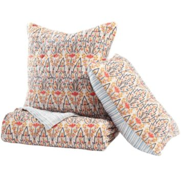 Lina Quilt and Shams by John Robshaw