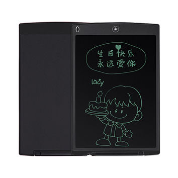 "UGEE Brand 12"" Digital LCD Writing Tablet, Drawing Board"