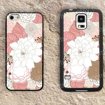 Dream Flowers iphone 4 4s iphone  5 5s iphone 5c case samsung galaxy s3 s4 case s5 galaxy note2 note3 case cover skin 158