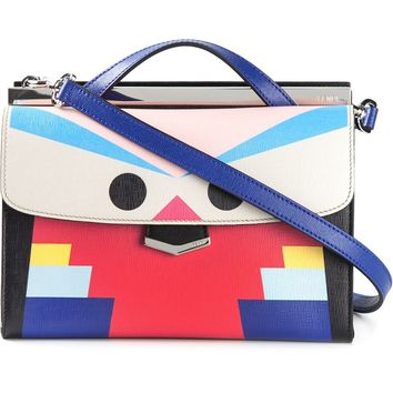 Fendi 'demi Jour' Shoulder Bag - Stefania Mode - Farfetch.com