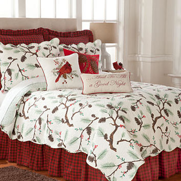 C&F Pinewood Grove Quilt Collection - Belk.com