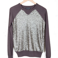 Saturday Sequin Sweater | Parc Boutique