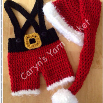 Children Costume Baby Sweater Handcrafts Christmas Set [4920321028]