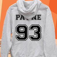 Liam Payne 93  date of birth one direction Pullover hoodies Sweatshirts for Men's and woman Unisex adult more size s-xxl at mingguberkah