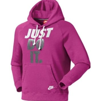 Nike Women's Rally Just Do It Hoodie - Dick's Sporting Goods