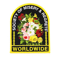 Society Of Misery & Regrets Worldwide Patch