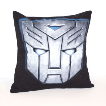 Optimus Prime Pillow