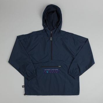 Belief Exploration Windbreaker Navy