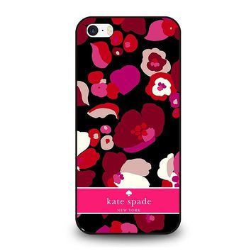 KATE SPADE NEW YORK FLORAL iPhone SE Case Cover