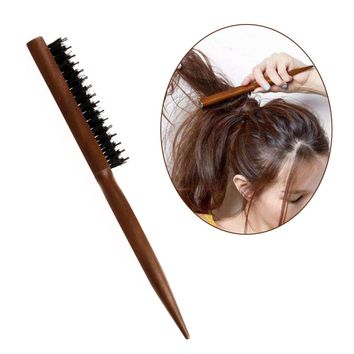 Women Hair Styling Modeling Comb Hair Tool  Fight Combs Brush Plate Hair Salon Supplies