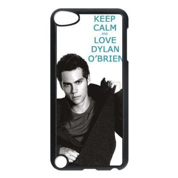 Dylan O' Brien Case for Ipod 5th Generation Petercustomshop-IPod Touch 5-PC01011