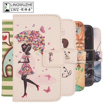 For Xiaomi 4 MI4 Case Flip Wallet Cell Phone Leather Cover For Xiaomi 4 MI4 Pouch Holster Book Design Phone Cases Accessories