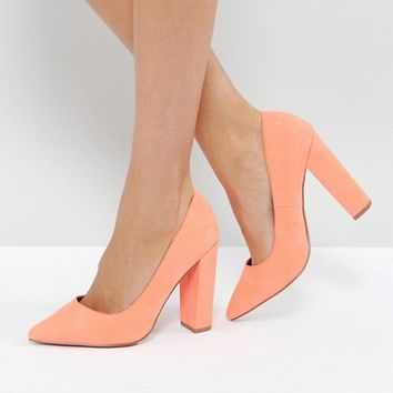 ASOS PHANTOM High Heels at asos.com
