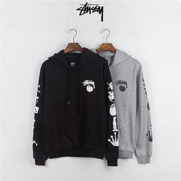 Hats Pullover Winter Print Hoodies [11532815943]