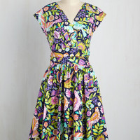 Attractive Imagination Dress | Mod Retro Vintage Dresses | ModCloth.com