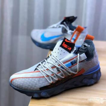 Nike React Mid WR ISPA Sneaker Casual Shoes