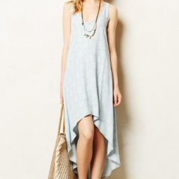 Chambray Maxi Dress by Cloth & Stone Light Denim
