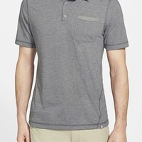 The North Face Men's 'Meadowlake' FlashDry Short Sleeve Polo
