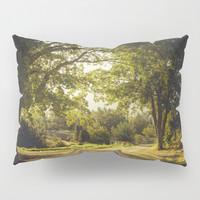 On the road again Pillow Sham by HappyMelvin
