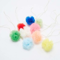 Mini Pompom Set - Urban Outfitters