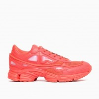 Ozweego 2 sneakers from F/W2015-16 Raf Simons x Adidas collection in red