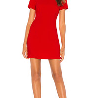About Us Crystal Mini Dress in Red | REVOLVE